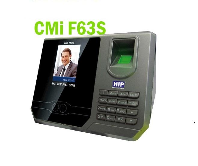 เครื่องสแกนใบหน้า HIP CMIF63s 2000 face