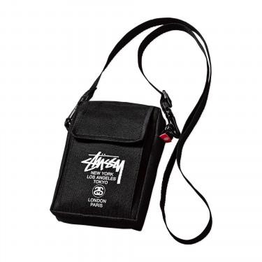 (พร้อมส่ง) กระเป๋า Stussy Mini Shoulder Bag x Smart Magazine