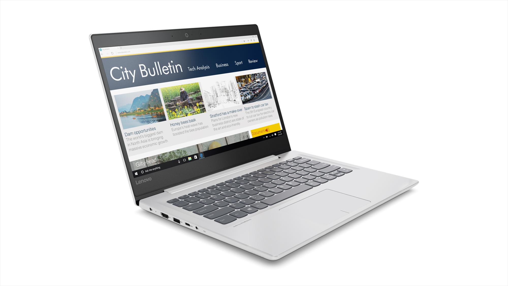 Notebook Lenovo IdeaPad320S-81BN006PTA (Gray)