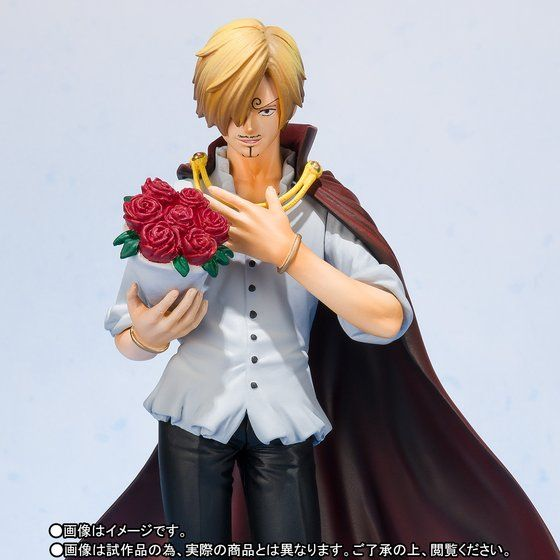เปิดจอง Figuarts Zero Sanji Whole Cake Island Version TamashiWeb (มัดจำ 500 บาท)