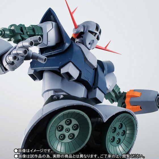 เปิดจอง Robot Damashi MSN-02 Ziong From Gundam 0079 TamashiWeb Exclusive (มัดจำ 1000 บาท)