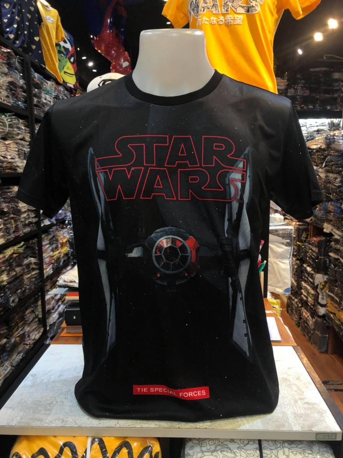 สตาร์วอร์ SCUBA สีดำ (Starwar Special Force Black CODE:1044)
