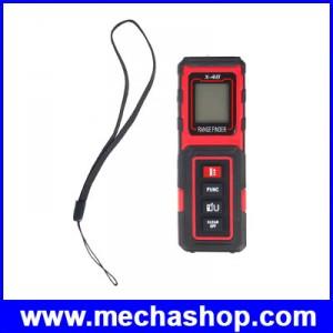 ตลับเมตรเลเซอร์ดิจิตอล เครื่องวัดระยะเลเซอร์ เครื่องวัดระยะดิจิตอล ราคาประหยัด 40M Rangefinder Laser Distance Meter Digital Laser Range Finder X-40 Tape Measure Tester