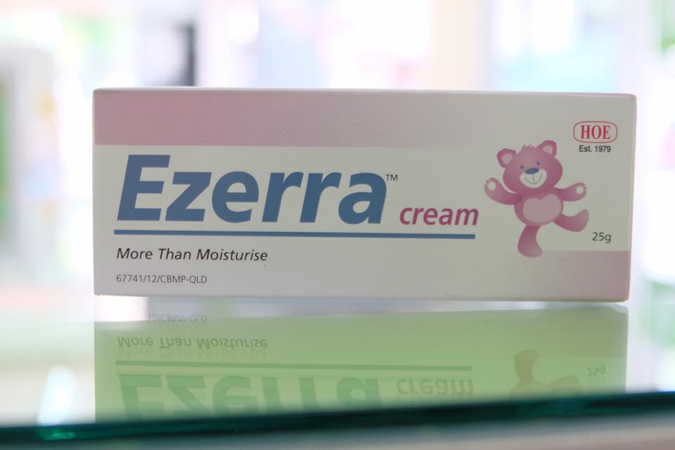 Ezerra cream 25 gm