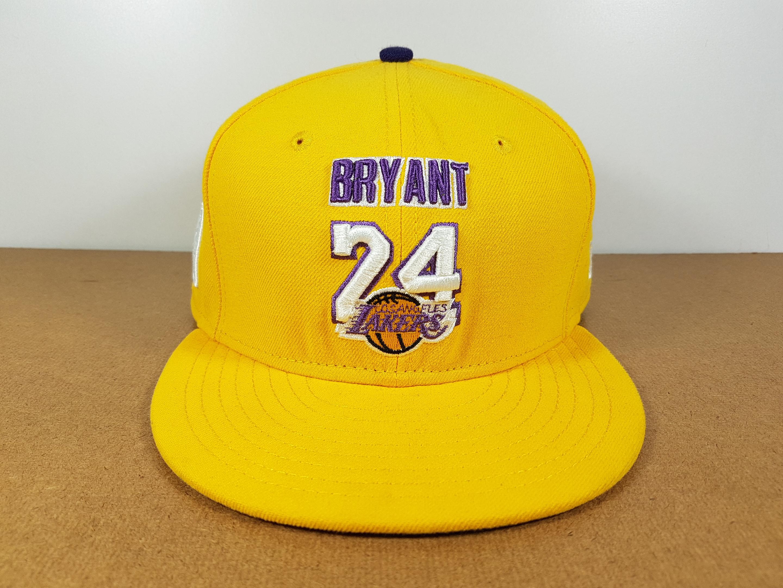 New Era NBA ทีม LA Lakers ไซส์ 7 1/2 ( 59.6cm )