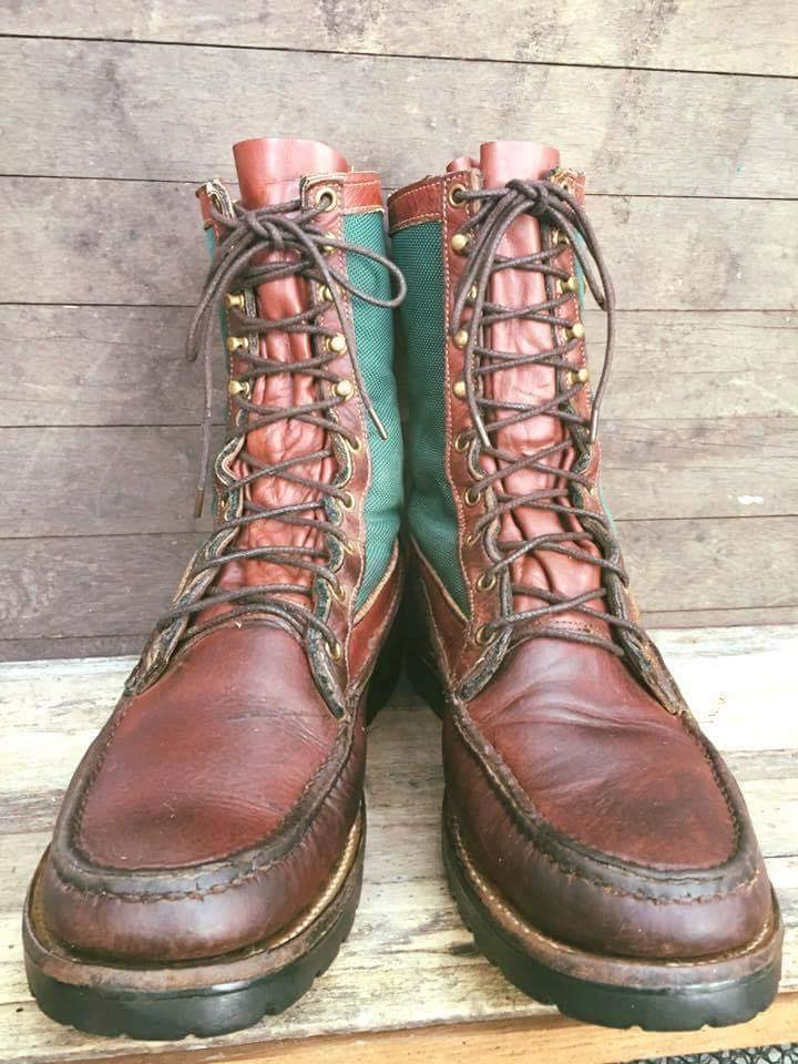 Gokey boot vintage USA hand made size 13D