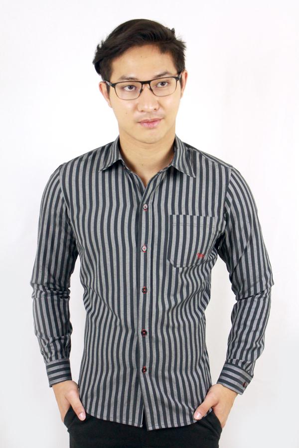 เสื้อเชิ้ตแขนยาว ชาย NANAPA Shirts NA-004