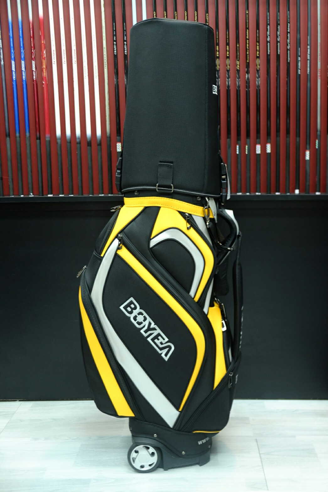 Golfbag Travel Boyea