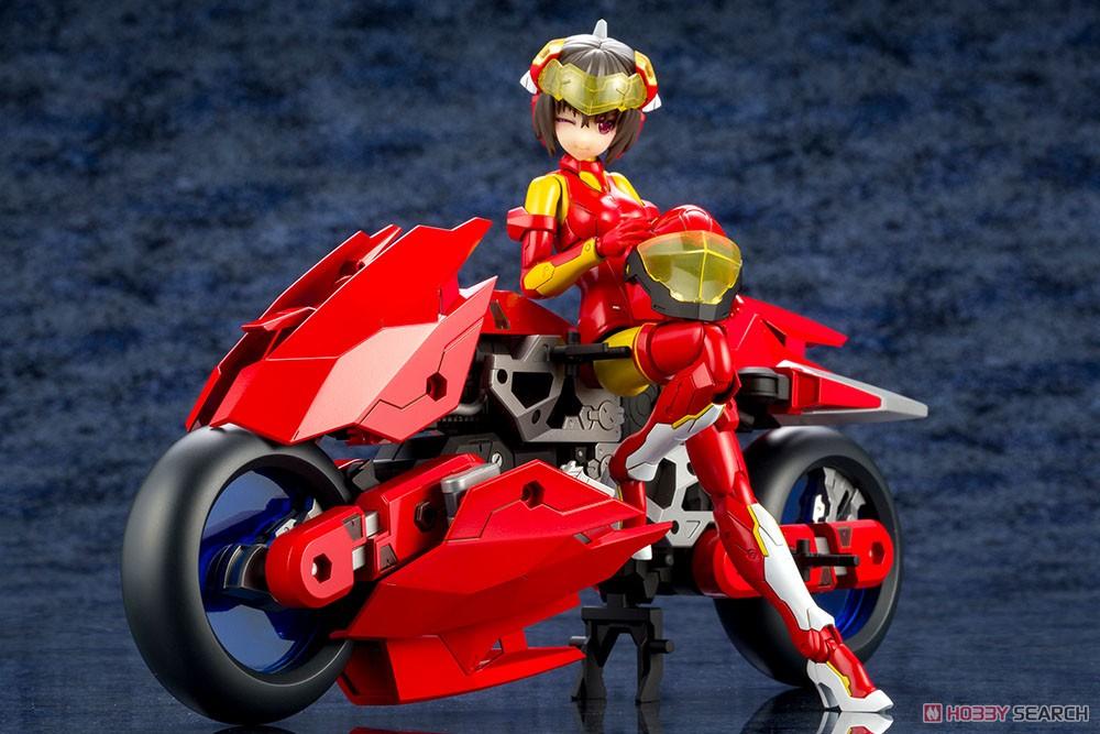 เปิดรับPreorder มีค่ามัดจำ 400 บาท Frame Arms Girl & Rapid Raider Set (Hresvelgr Ver.) (Plastic model) 6500 yen