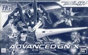 (มี1 รอเมลฉบับที่2 ยืนยันก่อนโอนเงิน ) P-bandai HG 1/144 GNX-604T Advanced GX-X