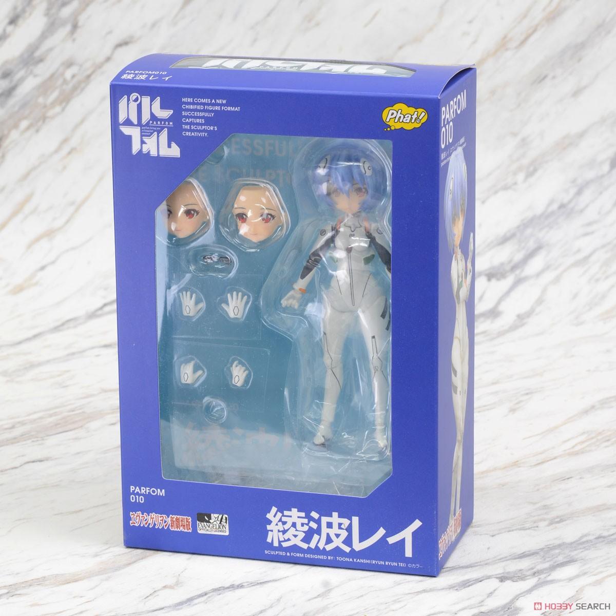 (มี1 รอเมลฉบับที่2 ยืนยันก่อนโอนเงิน ) Parfom Rei Ayanami (PVC Figure)