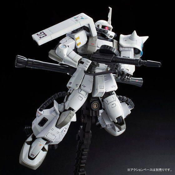 🔔🔔เปิดรับPreorder มีค่ามัดจำ 700 บาท p-bandai RG MS-06R-1A Zaku II - Shin Matsunaga