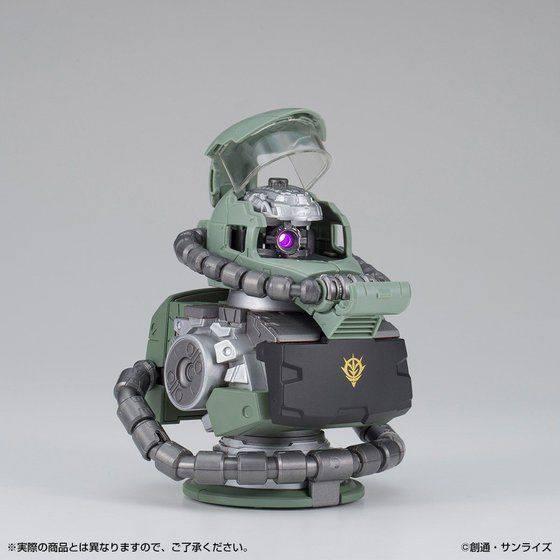 เปิดรับPreorder มีค่ามัดจำ 500 บาท P-bandai Exceed Model Zaku Bust with LED and Sound ** มีไฟมีเสียง**