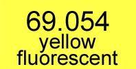 mecha vallejo 69. 054 yellow fluorescent 17 ml.