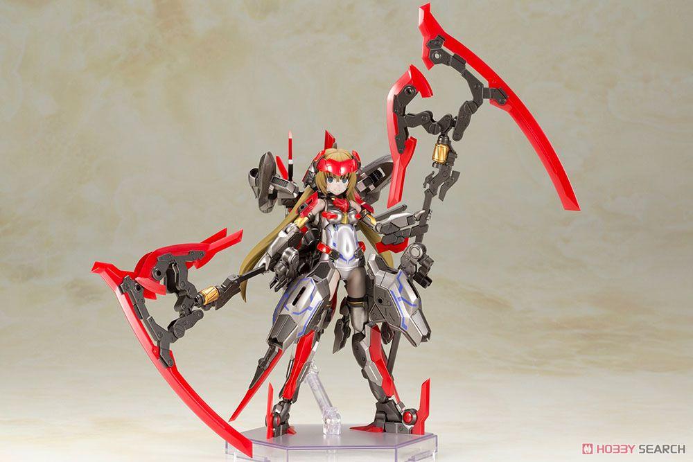 🔔🔔เปิดรับPreorder มีค่ามัดจำ 400 บาท Frame Arms Girl Hresvelgr Invert (Plastic model)