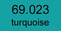 mecha vallejo 69. 023 turquoise 17 ml.