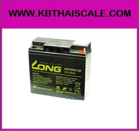แบตเตอรี่สำหรับอุปกรณ์อิเล็คทรอนิกส์ Long 12v 20ah ELECTRONIC DEVICES BATTERY