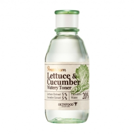 Skinfood Premium Lettuce & Cucumber Watery Toner [Pre order]