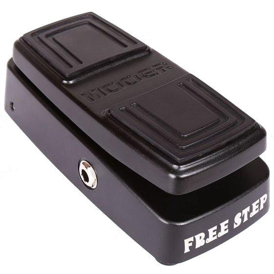 Mooer Free Step Wah & Volume Pedal