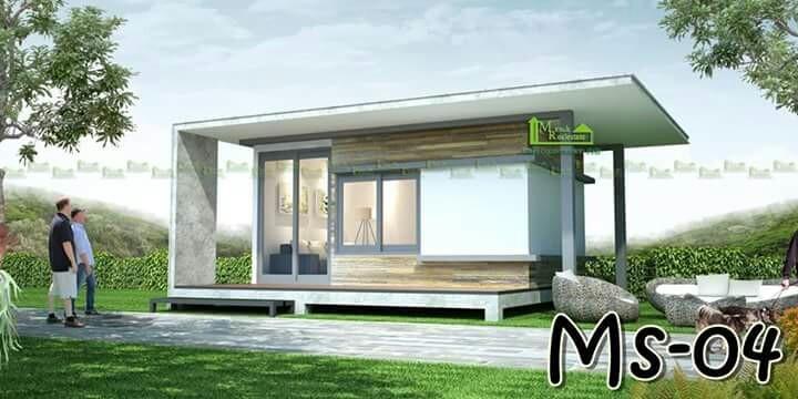 แบบบ้านน็อคดาวน์ MS-04