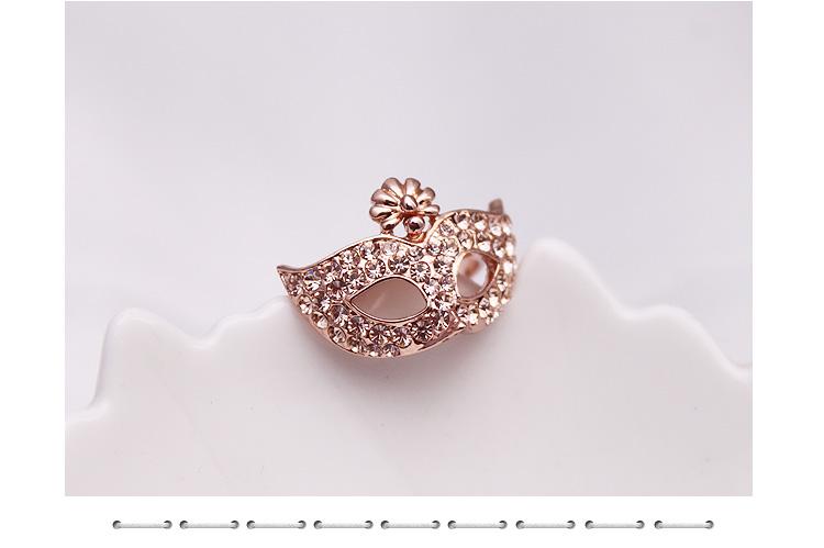 แหวนแฟชั่น Korea. หน้ากาก