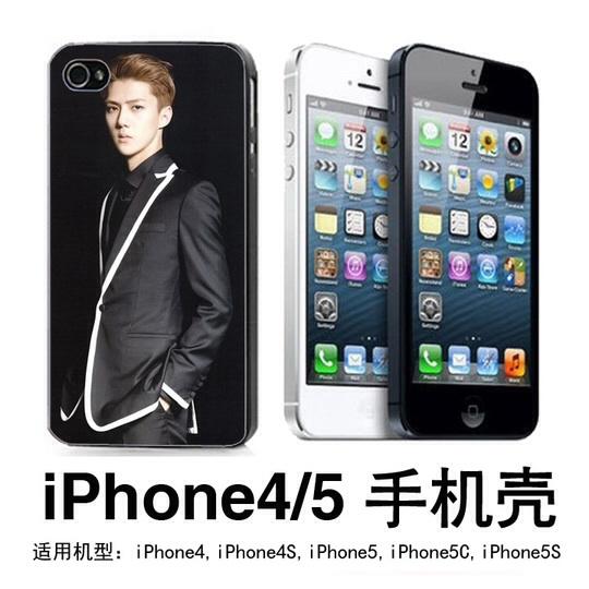 EXO เคส EXO SEHUN iPhone4/4s/5/5s