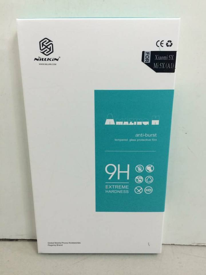 ฟิมล์กระจก Xiaomi Mi A1/Mi5X 9H Nillkin
