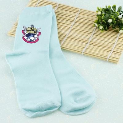 ถุงเท้าข้อยาว SHINee