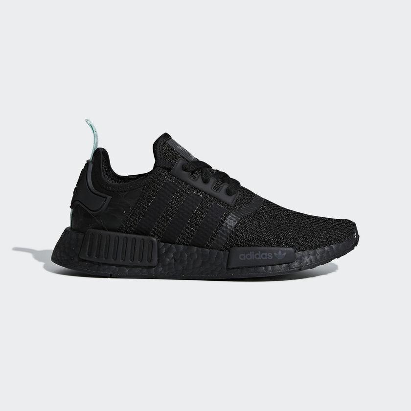 Adidas Originals NMD R1 Color CORE BLACK / CORE BLACK / CLEAR MINT
