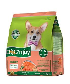 Dog'njoy สูตรแซลมอน 20 กิโลกรัม ส่งฟรี