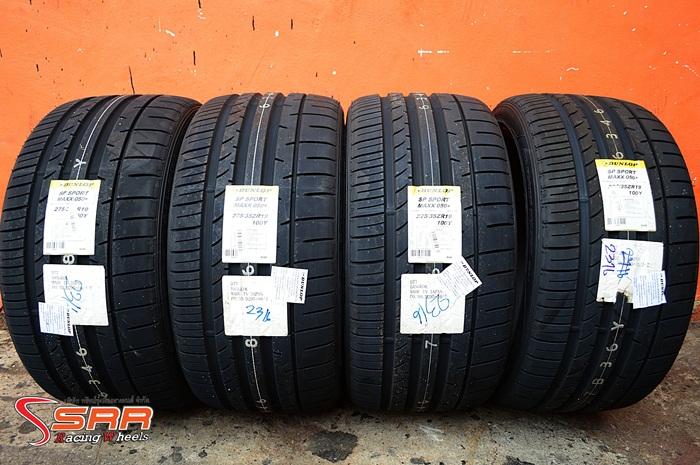 DUNLOP SP SPORT MAXX 050+ 275/35ZR19