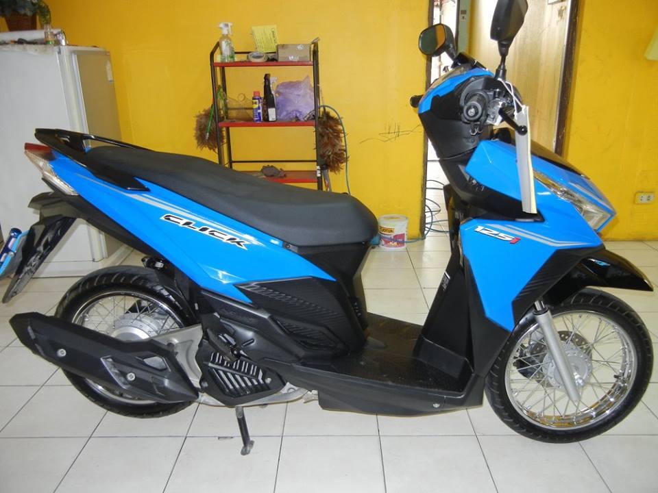 Rental Honda Click LED 125cc Auto