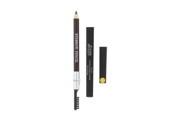 ashley EyeBrow Pencil AP-129 แอชลี่ย์ แบล็ค แมท อายโบลท์