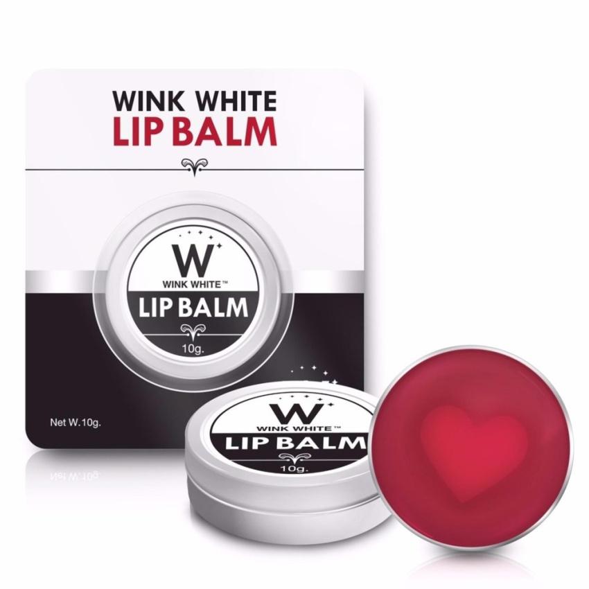 Wink White Lip Balm วิงค์ไวท์ ลิปบาล์ม