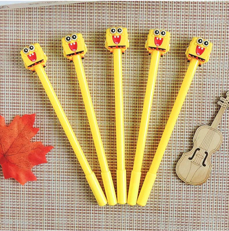 ปากกาเจลสปอนจ์บ็อบ(SpongeBob) 120บาท/โหล 12ชิ้น/โหล