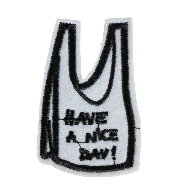 S0077 Have a nice day TANK TOP 4.9x7.2cm