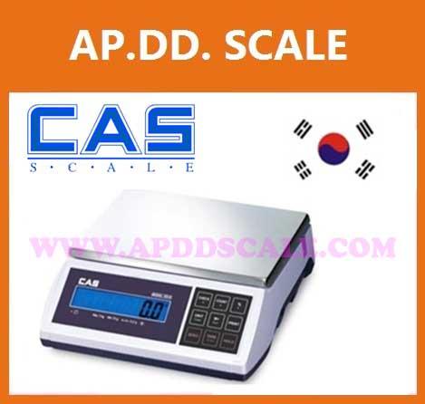 ตาชั่งดิจิตอล เครื่องชั่งดิจิตอล เครื่องชั่งตั้งโต๊ะ 3kg ความละเอียด0.1g CAS ED-H-3 ขนาดแท่นชั่งน้ำหนัก 30.6X22.2cm.