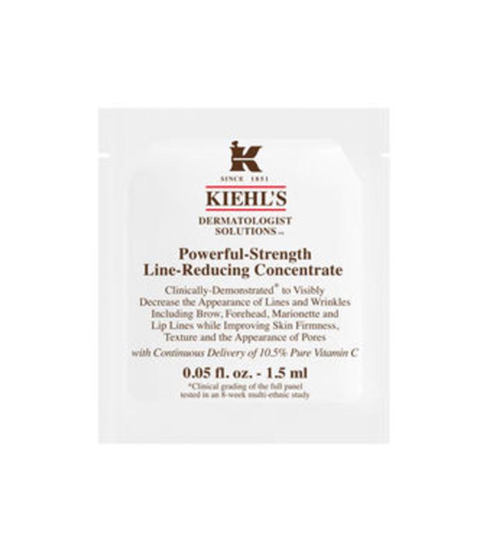 (ขนาดทดลอง): Kiehl's Powerful-Strength Line-Reducing Concentrate 1.5ml
