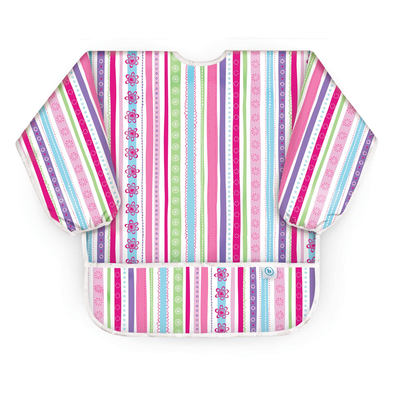 Bumkins เสื้อคลุมกันเปื้อน รุ่น Art Smock สีชมพู