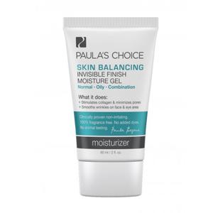 พร้อมส่ง (ลด20%): Paula's Choice พอลล่าช้อยส์ Skin Balancing Invisible Finish Moisture Gel ( Normal to Oily/Combination Skin ) 60ml