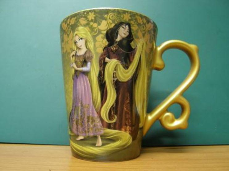 แก้วเซอรามิค Rapunzel