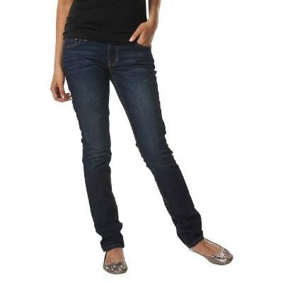(ไซส์ 14 เอว 34 สะโพก 44 นิ้ว ) กางเกงยีนส์ สีเข้ม ยี่ห้อ Mossimo ทรงสวยใส่สบายๆ