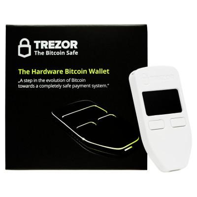 Trezor (White)