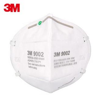 9002AP1 3M หน้ากากป้องกันฝุ่น/ผงหมึก/เชื้อโรค มาตราฐาน P1
