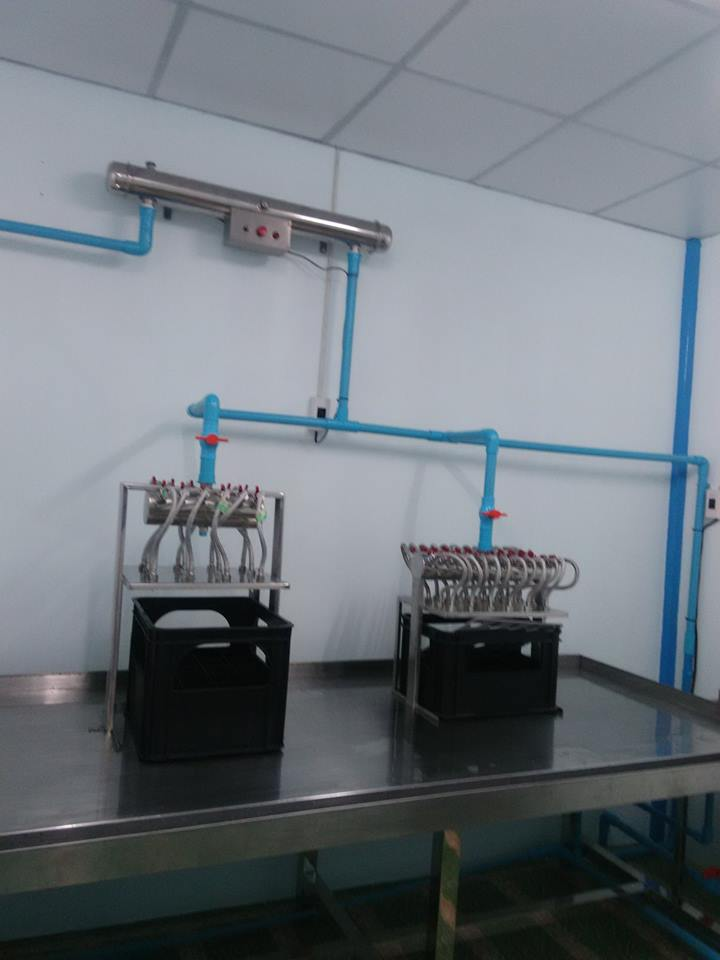 รับติดตั้งโรงงานน้ำดื่ม R.O 3,000 ลิตรต่อวัน พร้อมอุปกรณ์การติดตั้ง