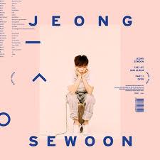 Jeong SeWoon - Mini Album Vol.1 [EVER] (Glow Ver)