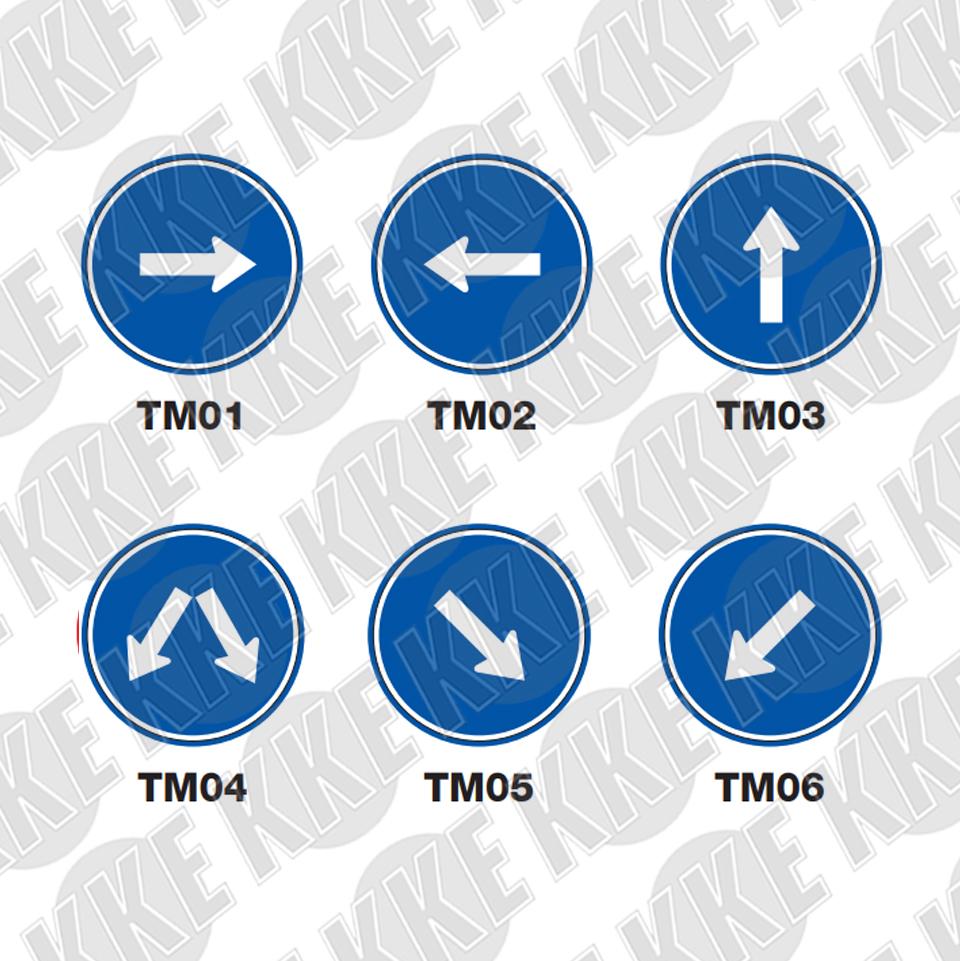 ป้าย TM01-TM06