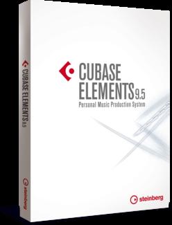 Steinberg Cubase Elements v 9.5.30