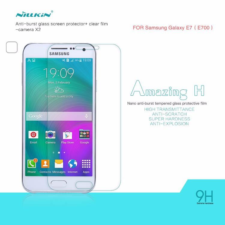 ฟิล์มกระจก Nillkin Amazing H (Galaxy E7)