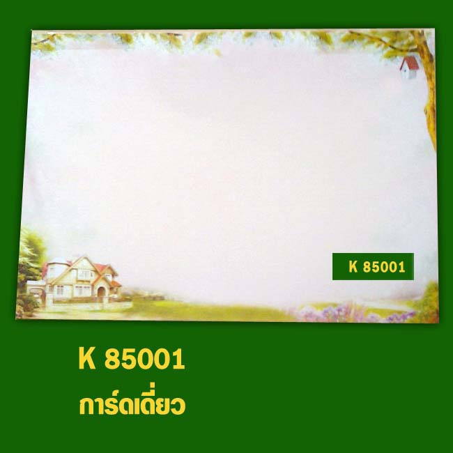 K 85001